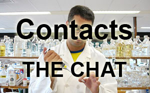 Contacts - THE CHAT